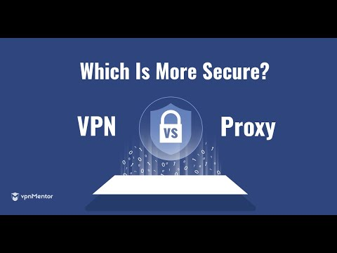 What's the CRUCIAL Difference Between a Proxy & VPN?