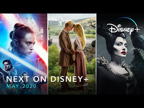 Next On Disney+ | May 2020