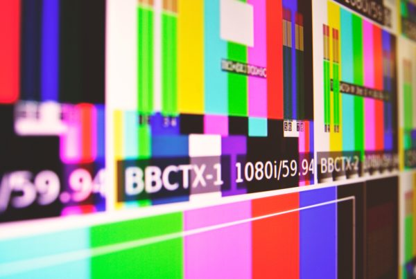 tv channel offair